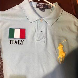 Men's Ralph Lauren polo size XL short sleeve shirt